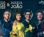 Budda Power Blues & Maria João, no próximo Sábado, no Capitólio